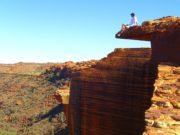 Kings Canyon, Watarrka-Nationalpark, Australien