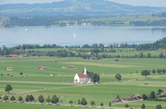 Bodensee, Wandern, Radfahren