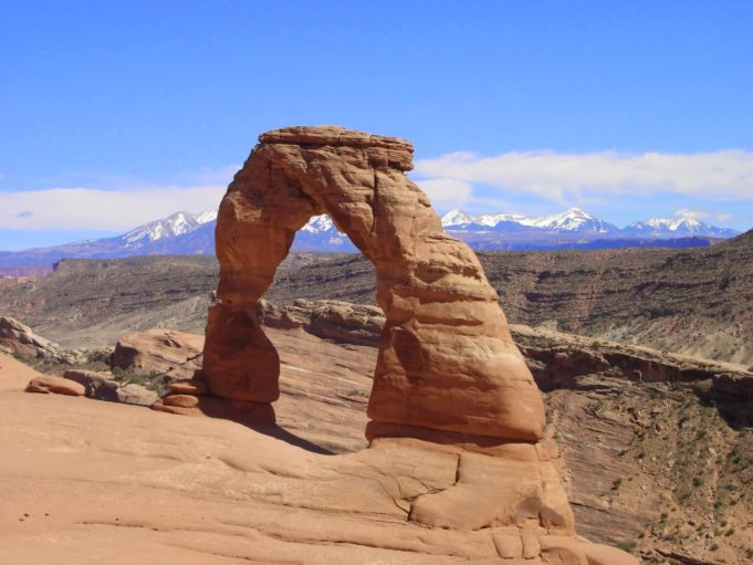 Arches Nationalpark, Utah, USA
