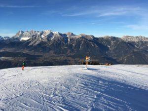 Skigebiet Dachstein
