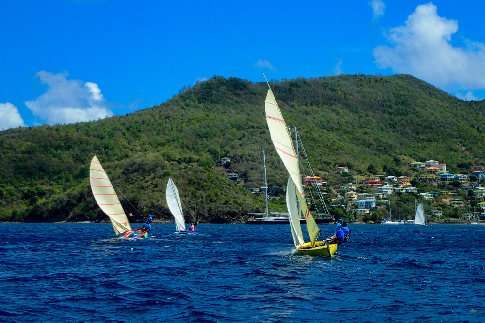Workboat Regatta, Grenada