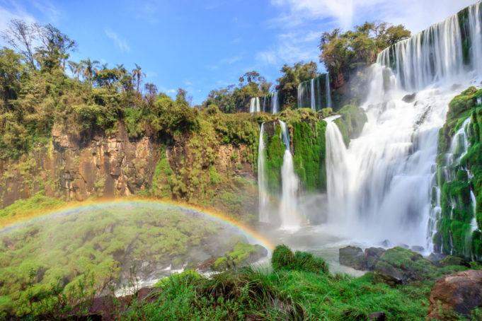 Iguazu Waterfalls, Argentina - UNESCO World Heritage site