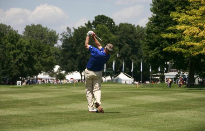 Golfspieler kennenlernen