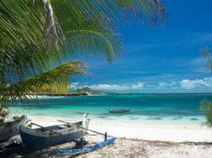 White sand beach, heaven , paradise in Madagaskar,