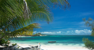 White sand beach, heaven , paradise in Madagaskar,