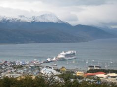 Ushuaia Argentina Mountain View