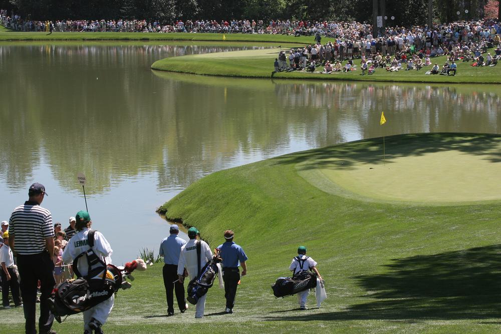 Augusta Masters of golf 2006, Georgia, par 3 contest