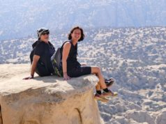Atemberaubende Ausblicke in Jordanien