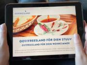 Ostfriesland Tourismus GmbH bewirbt die Stärken der Region