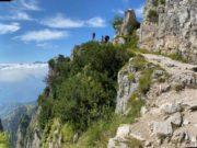 """Die """"Strada delle 52 Gallerie"""" als perfektes Wander- und Kletterziel"""