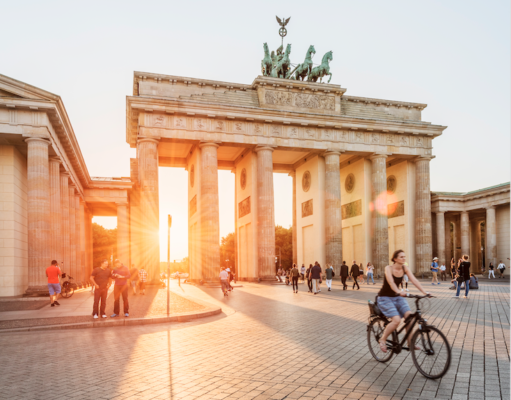 Touristische Übernachtungen in Berlin wieder möglich