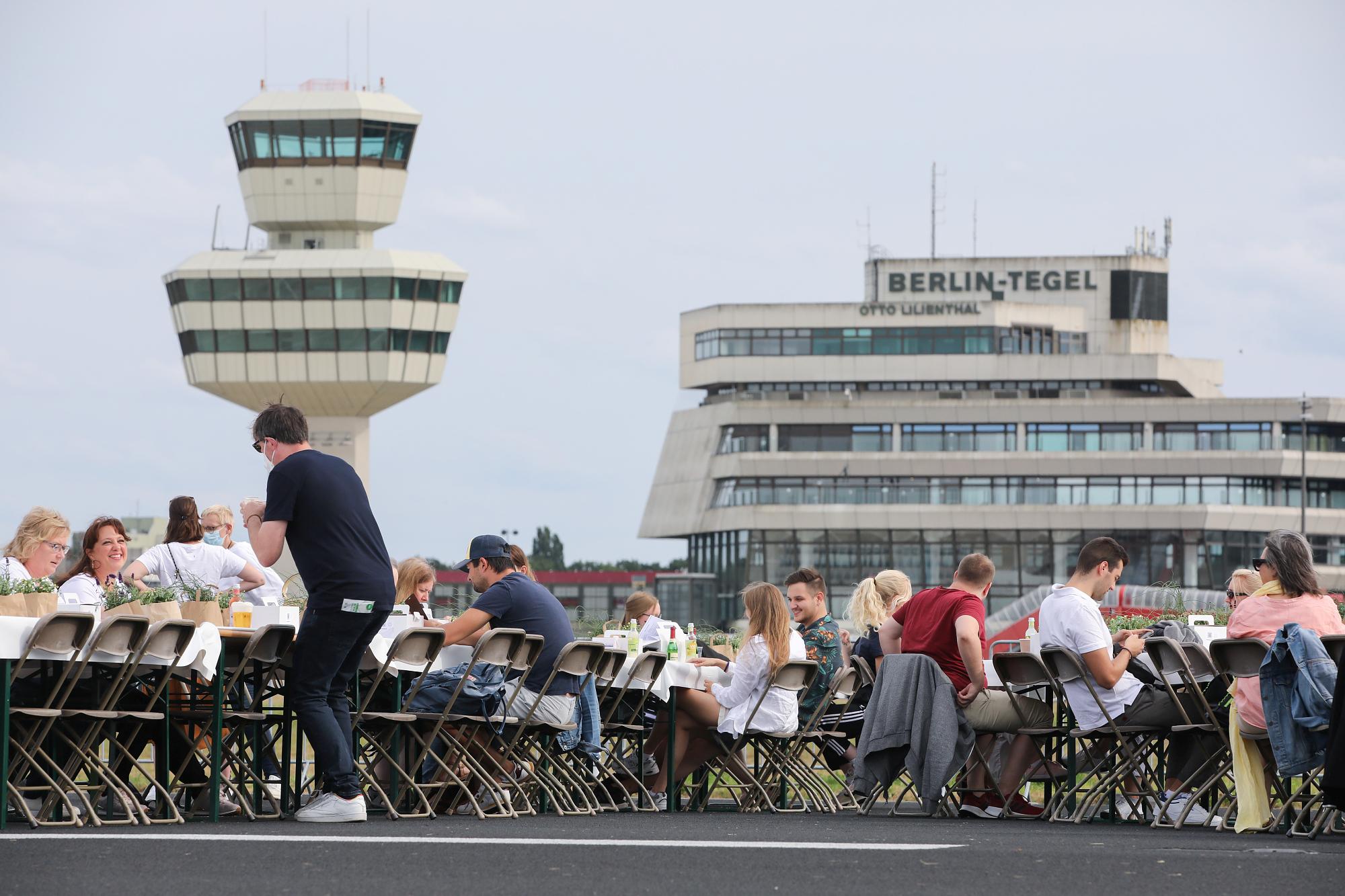Berlin bringt sich als Tourismus- und Messestandort wieder ins Spiel