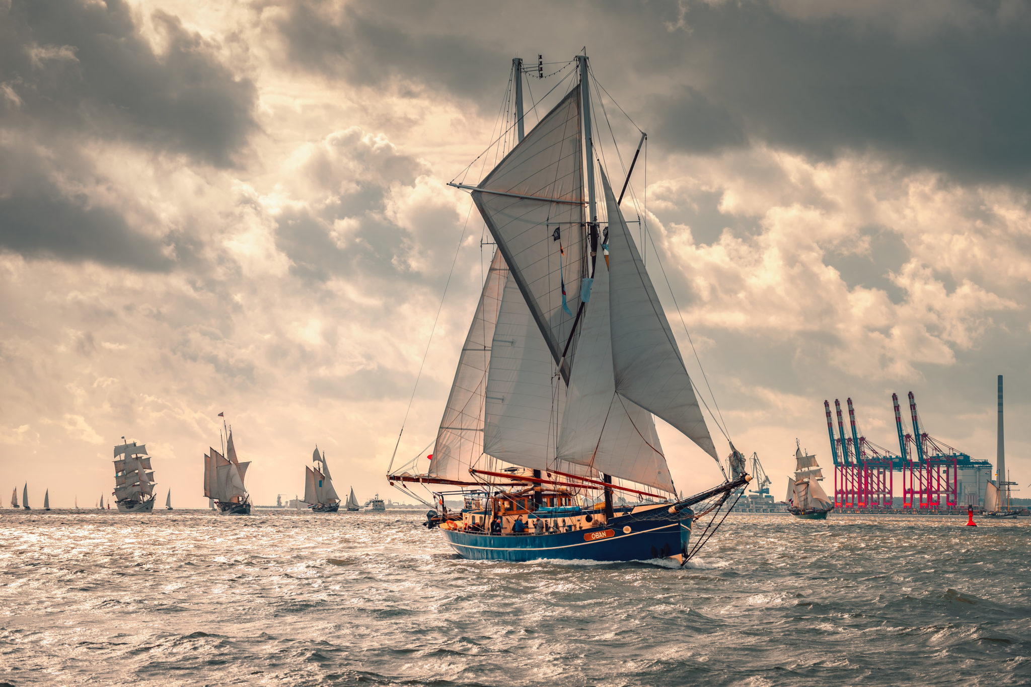 Wilhelmshaven Sailing-CUP vom 24. bis 26. September 2021